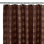 B. Smith Woodlander 72-Inch x 75-Inch Fabric Shower Curtain
