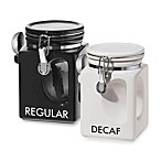 Oggi™ EZ Grip Coffee Canisters