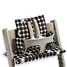 Tripp Trapp® from STOKKE® Black Dots Highchair Cushion