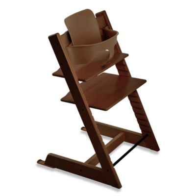 Stokke® Tripp Trapp® Baby Set™ in Walnut