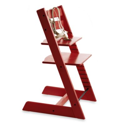 STOKKE® Tripp Trapp® High Chair in Red