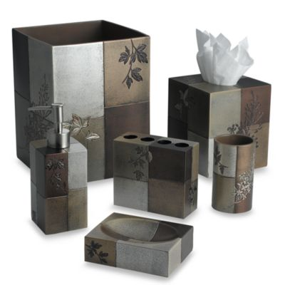 Leaf Boutique Tissue Holder