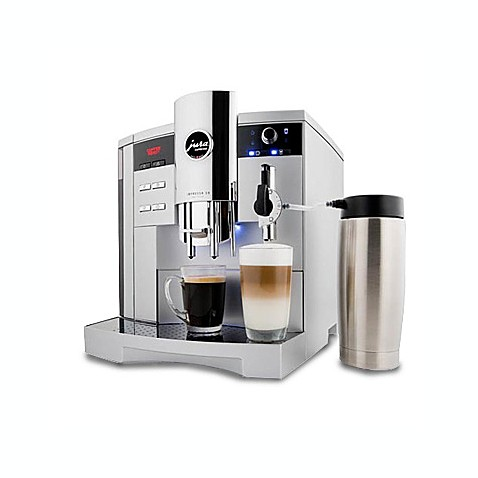 Jura® 13423 Impressa S9 One Touch Automatic Espresso Machine and Coffee Center