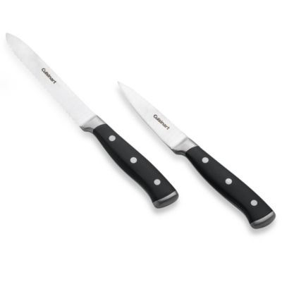 Cuisinart® CA X Triple Riveted Fruit & Vegetable Knife Set