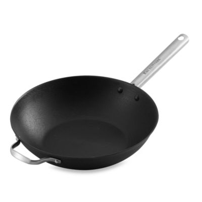 Cook Pro 13-Inch Thin Cast Iron Wok