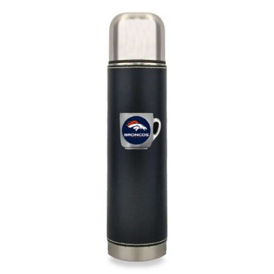 NFL Denver Broncos Logo 24-Ounce Executive Vacuum Bottle