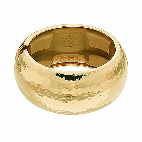 Buy Brianna 7 Inch Activity Tracker Bracelet In Gold From