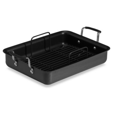 Simply Calphalon® Nonstick Roaster