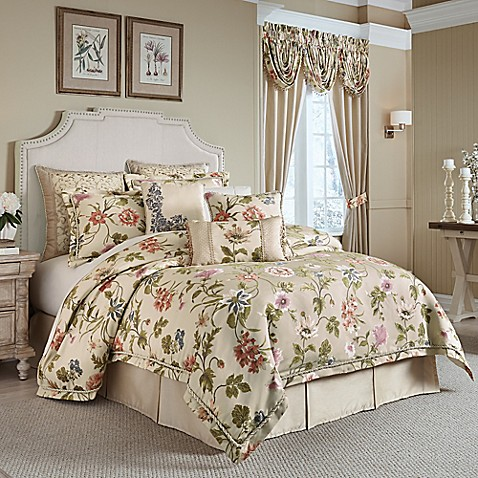 Croscill 174 Daphne Comforter Set Bed Bath Amp Beyond