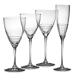 Vera Wang Wedgwood® Lace Bouquet Crystal Stemware