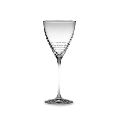 Vera Wang Wedgwood® Lace Bouquet 10-Ounce Wine Glass