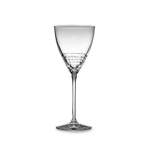 Vera Wang Wedgwood® Vera Lace Bouquet 10-Ounce Wine Glass
