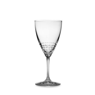 Vera Wang Wedgwood® Vera Lace Bouquet 12-Ounce Iced Beverage Glass