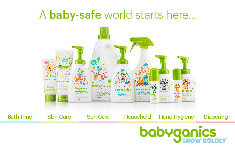 A baby-safe world starts here...