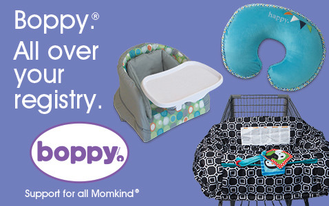 Boppy® - Support For All Momkind®