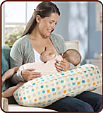Born Free Nursing Pillows