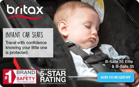 Britax Infant Car Seats - Add to Registry