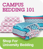 Shop University Bedding