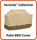 Classic Accessories Veranda Collection - Patio BBQ Cover