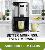 Cuisinart - Better Mornings, Every Morning - Shop CoffeeMakers