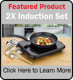 Fagor Featured Product - 2X Induction Set