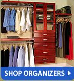 John Louis Home - Shop Organizers