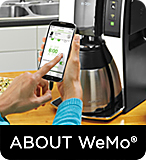 Mr. Coffee - About WeMo