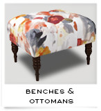 Skyline Furniture Benches & Ottomans