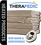 Therapedic - Heated Products