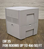 Venta - LW 25 - For rooms up to 400 sq ft