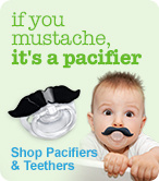 Shop Pacifiers & Teethers