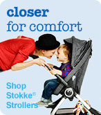 Closer for Comfort Shop Stokke Strollers