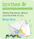 Personalized Invitations & Annoucements