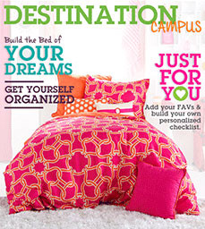 Destination Campus Book