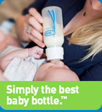 Dr. Brown's - Simply the best baby bottle