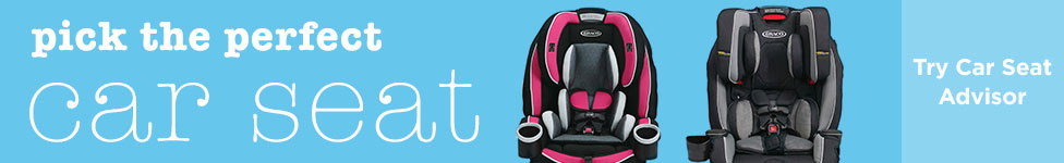 Pick The Perfect Car Seat - Try Car Seat Advisor
