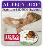 Allergy Luxe Bed Bug Protector