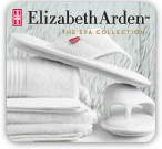 Elizabeth Arden The Spa Collection Towels and Slippers