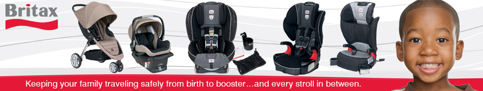 Keeping your family traveling safely from birth to booster... and every stroll in between.