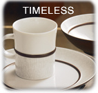 Dansk Timeless Cups and Plates