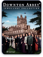 Downton Abbey Jewellery Collection
