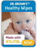 Dr Browns Healthy Wipes