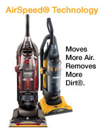 Moves More Air. Removes More Dirt.