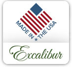 Excalibur Made in the USA