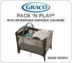 Graco Pack N Play with Reversible Napper and Changer