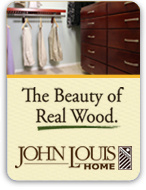 The Beauty of Real Wood. John Louis Home.