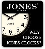Why Choose Jones Clocks?