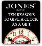 Ten Reasons to Give a Clock as a Gift