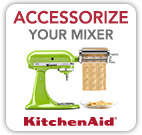 Accessorize Your Mixer