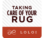 Taking Care of Your Rug